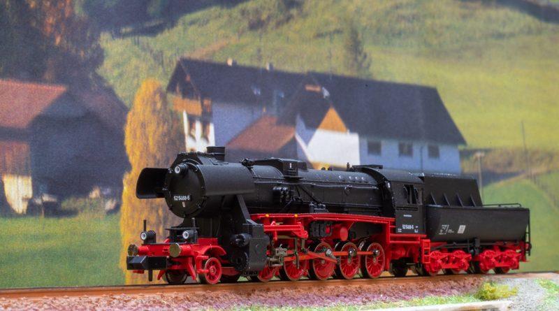 Fleischmann N 比例蒸汽機車