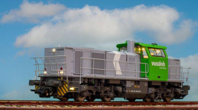 ESU 新品, G1000 內燃機車