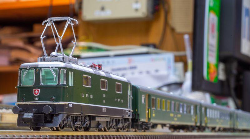 N 比例 SBB 客運列車, Hobby Train + Brawa