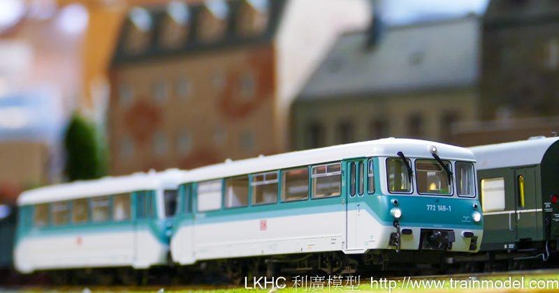 Piko and Roco Railbuses 軌道巴士